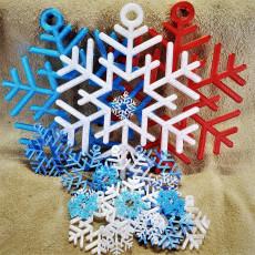 Zel's Perfectly Scalable Snowflake