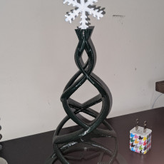 Picture of print of Xmas Tree Twist