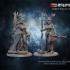 Warlock wood elf image