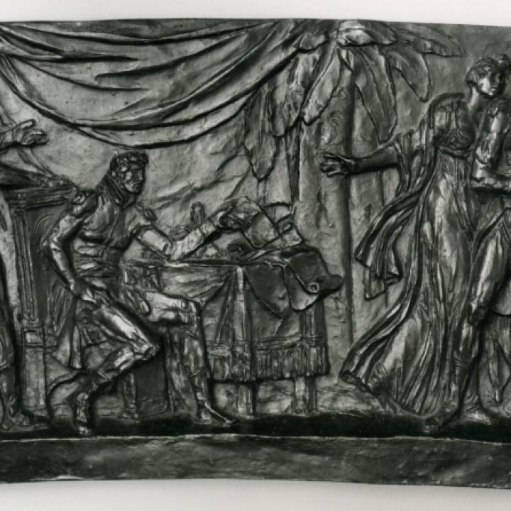The Meeting between General Gobert and The Rebel Leader Pelage in Guadaloupe 1808
