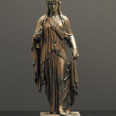 Picture of print of Goddess of Hope