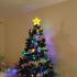 Mario Star Christmas tree image
