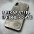 The Mandalorian | Beskar Steel iPhone X Case image