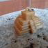 Pirámide del tecolote mexica image