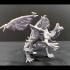 Skeletal Dragon Pose #3 image