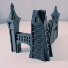 Picture of print of Castle