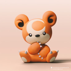 Teddiursa(Pokemon)