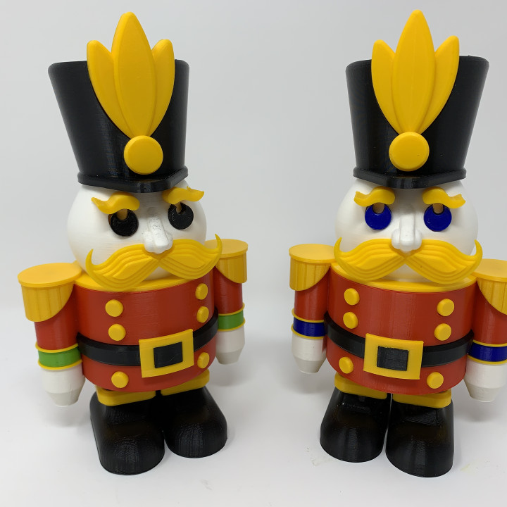Nutcracker Pin Walker