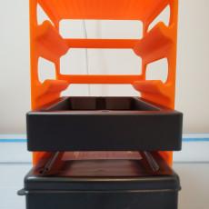 Elegoo Mars VAT Storage (4x)