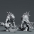 Fishmen - DnD Characters - 3 Poses image