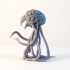 Grell - 3D Printable Monster - 2 Poses image