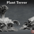 Plant Terror - 3D Printable Monster - 2 Poses image
