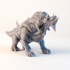 Ammit - 3D Printable Character image