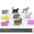 Pig meeple game token for Board games image