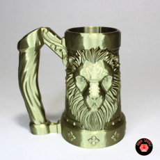 Picture of print of Mythic Mugs - Lion's Brew - Can Holder / Storage Container Questa stampa è stata caricata da Robin 3Dverse