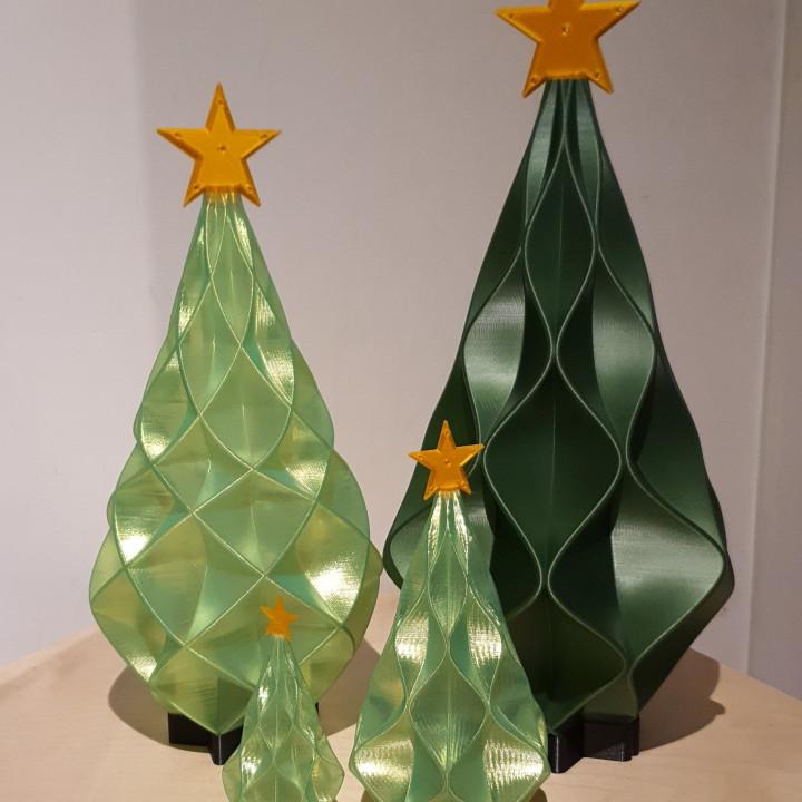 Christmas Tree 1 & 2 2019