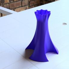 Tripod Flower vase