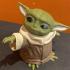 Baby Yoda Multicolor Remix image