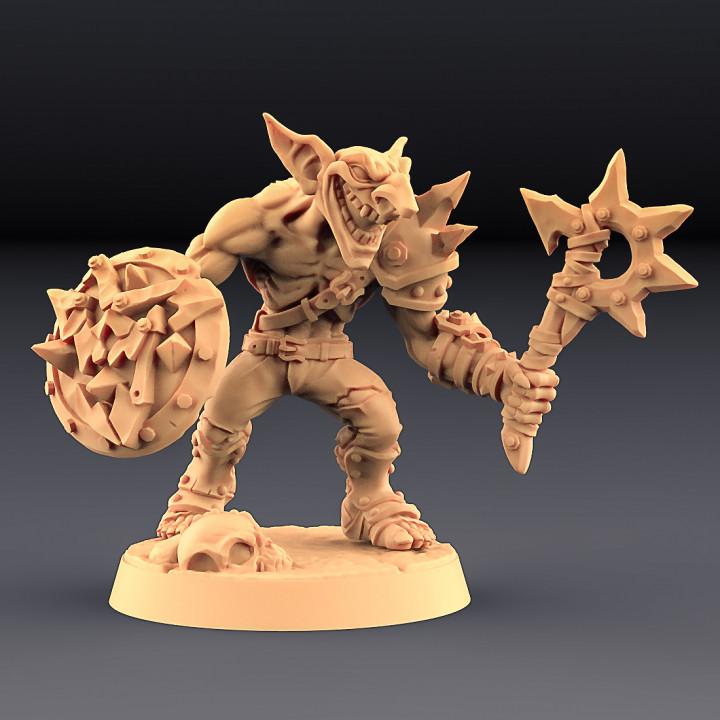 Sparksoot Goblin - B