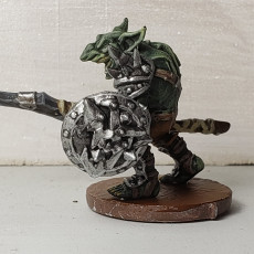Picture of print of Sparksoot Goblins - 6 Modular