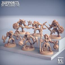 Sparksoot Goblins - 6 Modular