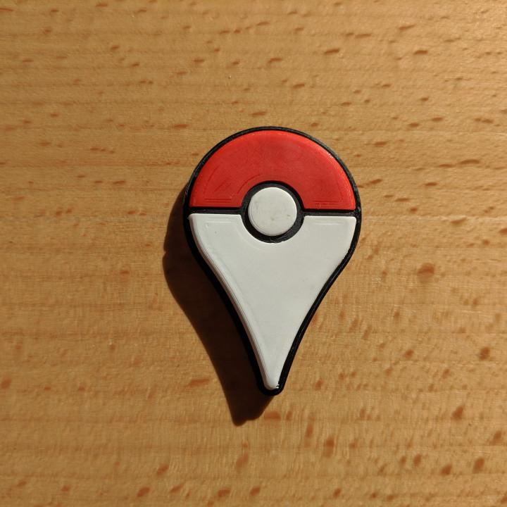 Pokemon Go Badge NFC