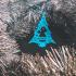 2020 Christmas Tree Ornament Rat image