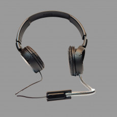 Sony Headphones Mic Upgrade