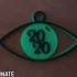 New Year 20/20 Vision Ornament image