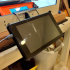 Printed Solid Prusa Enclosure Amazon Fire 7 Tablet Mount image
