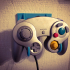 Gamecube Controller Wall Mount image