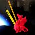 Dragon Pen holder image