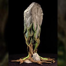 Tabletop plant:  Rock Claw 1  (Alien Vegetation 18)