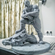 Picture of print of Slayer Dwarf