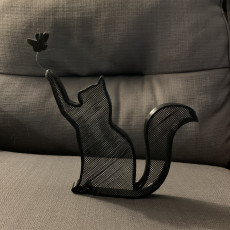 Cat Earring Stand