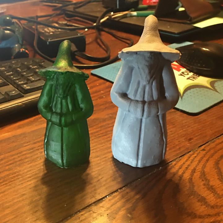 Green Wizard