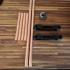 Filament spool storage.  22mm copper pipe image