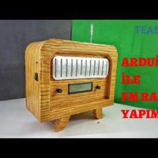 Fm Radio Arduino Tea5767