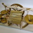Triple Marble Machine - The Two Wheeler - Out Of Marbles image