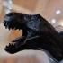 Tyrannosaurus Rex Bust image