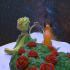 Little Prince Proposal maquette image