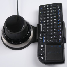 SpaceMouse Compact Keyboard Holder