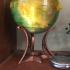 Le Petit Prince Diorama Art Globe Lamp image