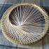 String Art, Knitting, Weawing frame image