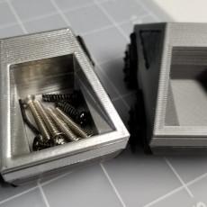 Picture of print of Chibi Cybertruck the cuttest