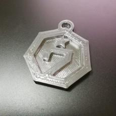 GOT7 Logo Keychain