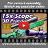 15x Scope for Sniper rifle 1/4 Scale image