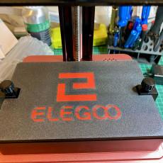 Picture of print of Elegoo Mars Vat Cover Dual Color (MMU)
