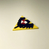 Cammy Street Fighter Hat Pendant/Pin image