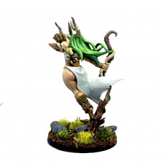 Picture of print of Artemis the Hunt Goddess  (AMAZONS! Kickstarter)